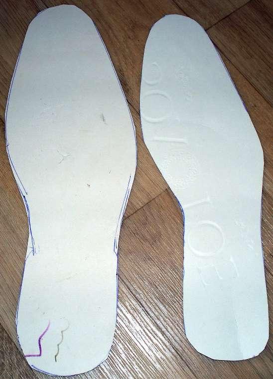 Стельки из меха своими руками - Нестандартные стельки своими руками смотреть онлайн видео