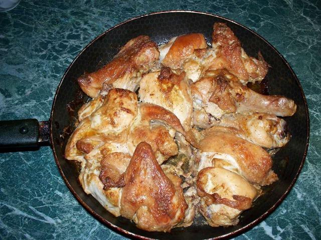 Курица с луком на сковороде рецепты с фото