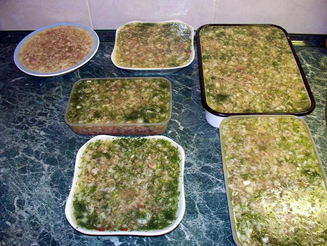 Своими руками формочки для салатов