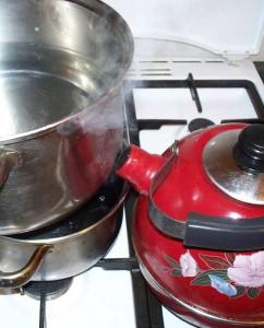как сделать дистиллированную воду дома