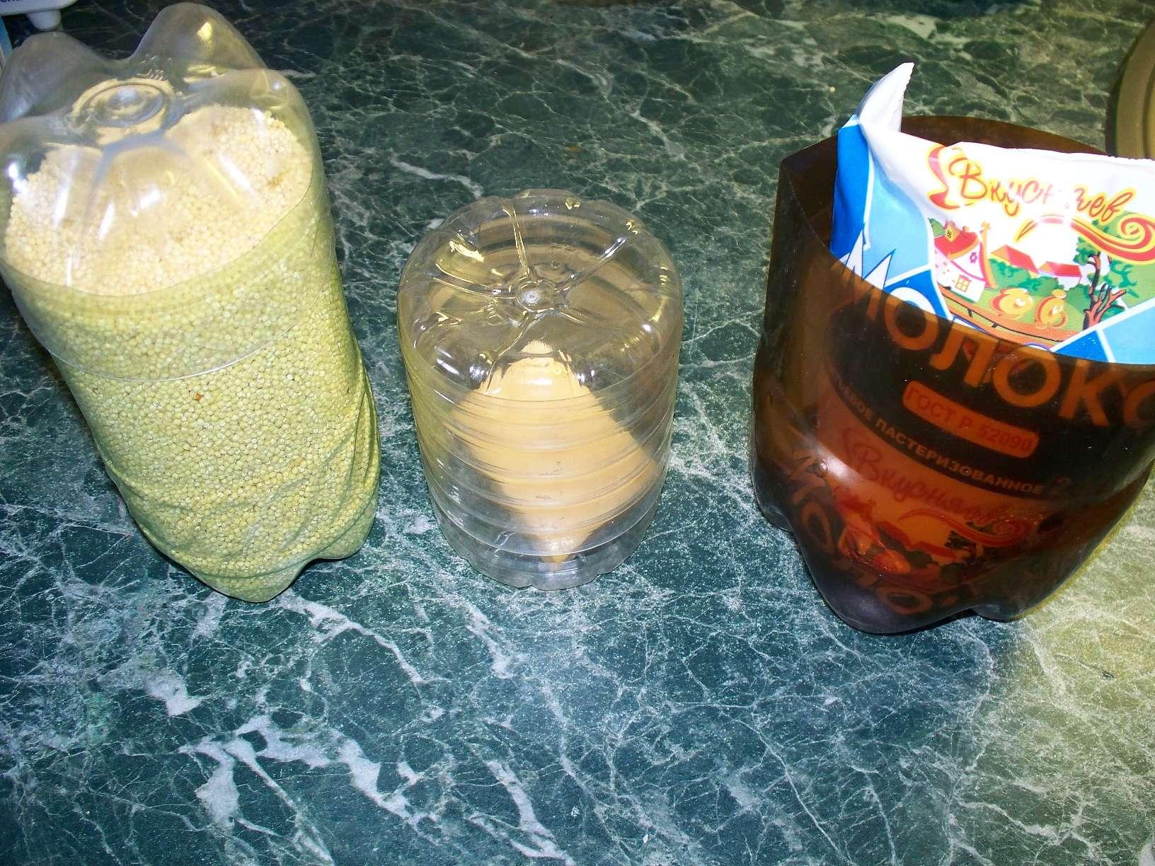 емкости для хранения продуктов
