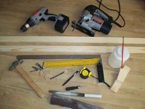 Как сделать простые табуретки своими руками?